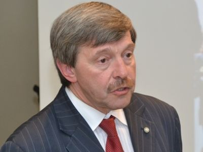 Григорий Амнуэль. Фото: Grani.lv